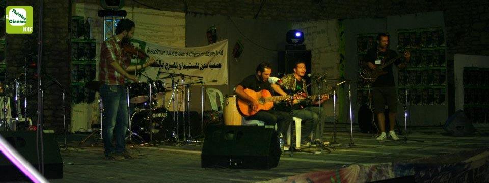Concert Labess au Kef